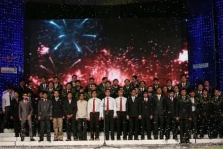 Nhân tài Đất Việt 2009 - những khoảnh khắc khó quên - 13
