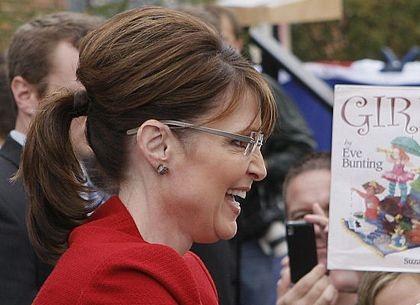 """Sarah Palin """"biến hóa"""" với các kiểu tóc  - 11"""