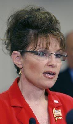 """Sarah Palin """"biến hóa"""" với các kiểu tóc  - 9"""