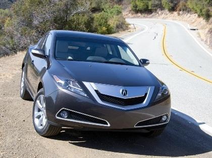 Acura công bố giá xe ZDX  - 3