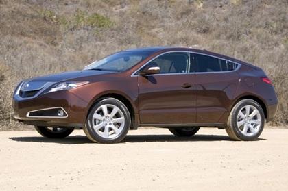 Acura công bố giá xe ZDX  - 4