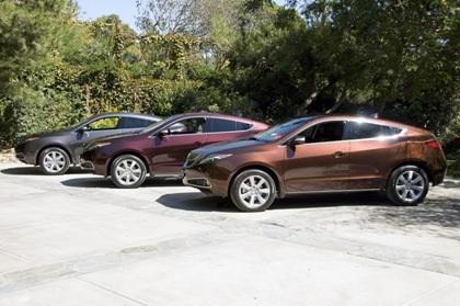 Acura công bố giá xe ZDX  - 1