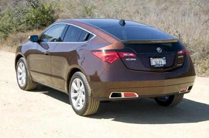 Acura công bố giá xe ZDX  - 5