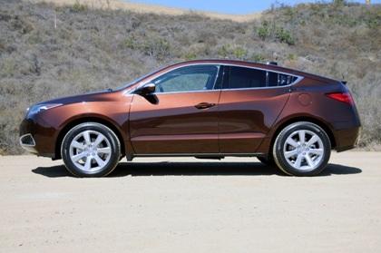 Acura công bố giá xe ZDX  - 15