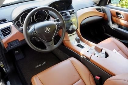 Acura công bố giá xe ZDX  - 6