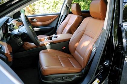 Acura công bố giá xe ZDX  - 8