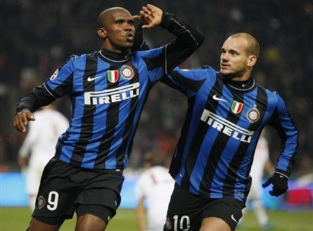 Bologna - Inter: Tập dượt trước đại chiến Nou Camp - 2