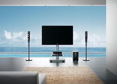 LCD SL80, SL90 của LG: Món trang sức của phòng khách - 4