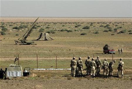 Iran tập trận lớn để bảo vệ các cơ sở hạt nhân - 1