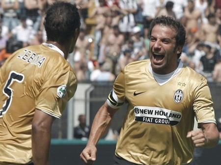 Juventus - Udinese: Ngày trở lại của Del Piero - 1
