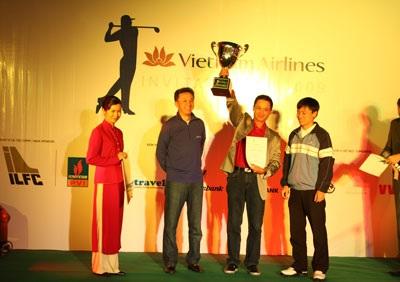 Hơn 300 tay gôn tham dự giải Vietnam Airlines Invitational 2009 - 1