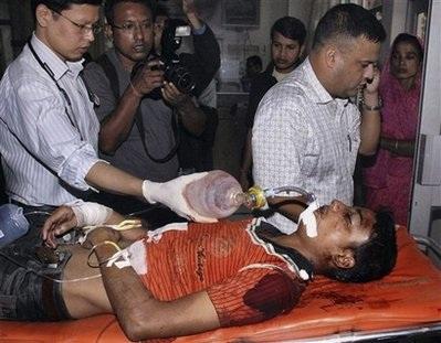 Ấn Độ: 2 vụ đánh bom, 59 người thương vong - 1