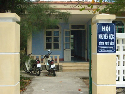 Hội Khuyến học Phú Yên khánh thành trụ sở làm việc - 1