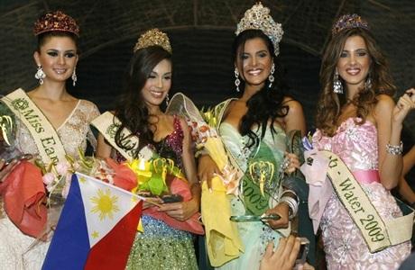 Người đẹp Brazil giành ngôi Hoa hậu trái đất - 1