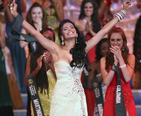 Người đẹp Brazil giành ngôi Hoa hậu trái đất - 3