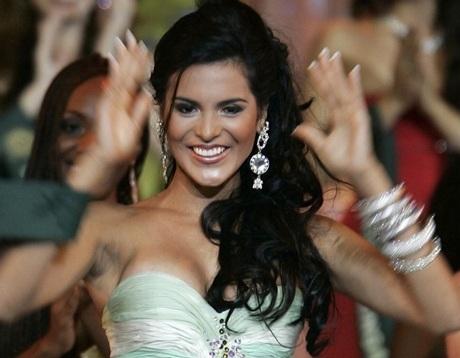 Người đẹp Brazil giành ngôi Hoa hậu trái đất - 4