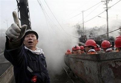 104 người thiệt mạng trong vụ nổ mỏ than ở Trung Quốc - 1