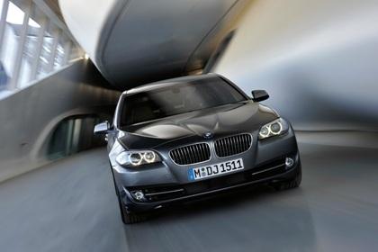 Ra mắt BMW 5-series phiên bản mới - 5