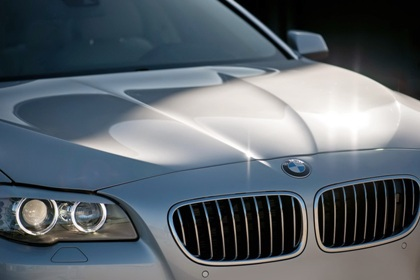 Ra mắt BMW 5-series phiên bản mới - 6