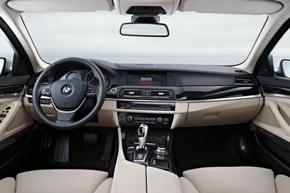 Ra mắt BMW 5-series phiên bản mới - 1
