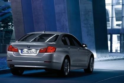 Ra mắt BMW 5-series phiên bản mới - 13