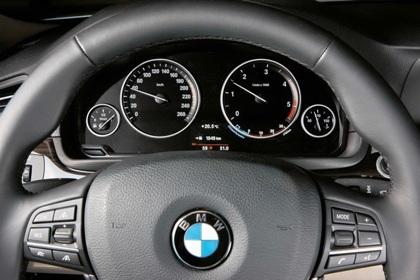 Ra mắt BMW 5-series phiên bản mới - 4