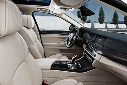 Ra mắt BMW 5-series phiên bản mới - 10