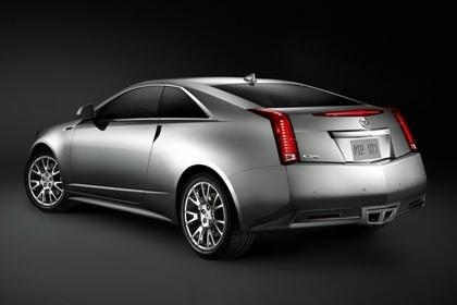 Cadillac CTS Coupe - Đối thủ của BMW 3-Series  - 6