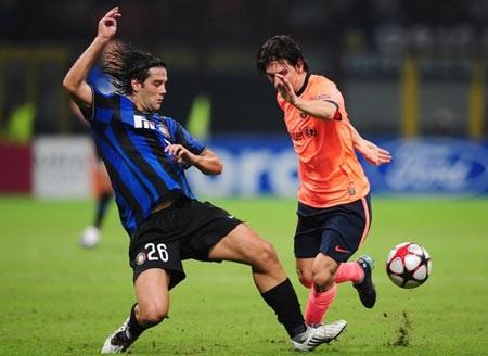 Barca - Inter: Đường cùng cho ĐKVĐ Champions League? - 1