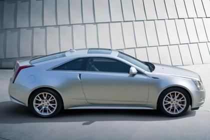 Cadillac CTS Coupe - Đối thủ của BMW 3-Series  - 1