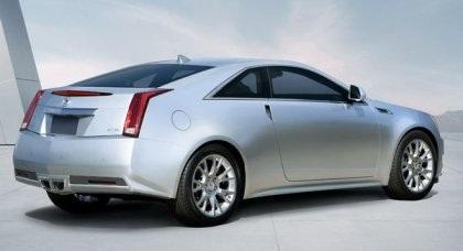Cadillac CTS Coupe - Đối thủ của BMW 3-Series  - 3