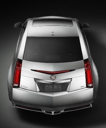 Cadillac CTS Coupe - Đối thủ của BMW 3-Series  - 7