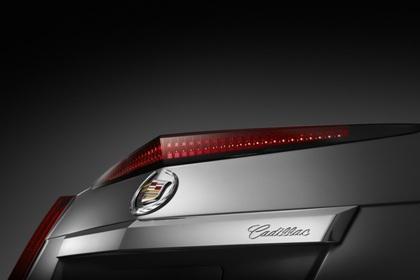 Cadillac CTS Coupe - Đối thủ của BMW 3-Series  - 8