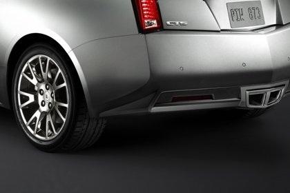 Cadillac CTS Coupe - Đối thủ của BMW 3-Series  - 9