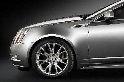 Cadillac CTS Coupe - Đối thủ của BMW 3-Series  - 4