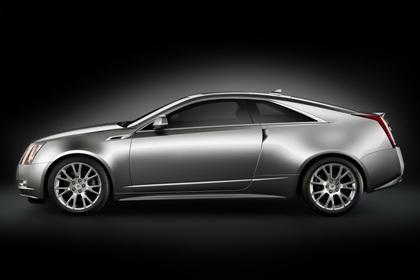 Cadillac CTS Coupe - Đối thủ của BMW 3-Series  - 5