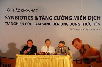 Synbiotics: đột phá mới giúp bảo vệ sức khỏe trẻ em Việt Nam - 1