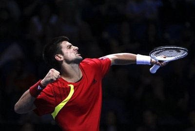 Nadal thất thủ, Djokovic thoát hiểm - 2