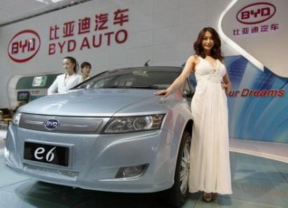 Sôi động Triển lãm ô tô Quảng Châu 2009 - 9