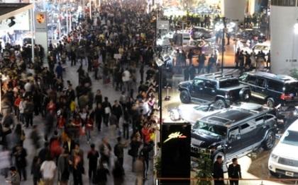 Sôi động Triển lãm ô tô Quảng Châu 2009 - 5