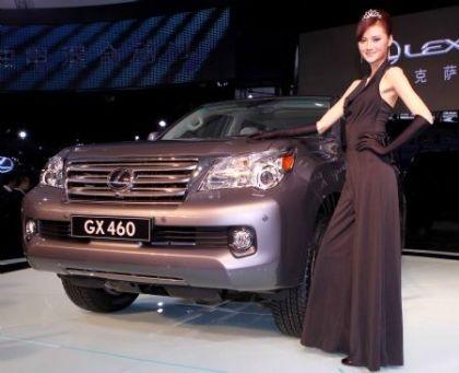 Sôi động Triển lãm ô tô Quảng Châu 2009 - 2