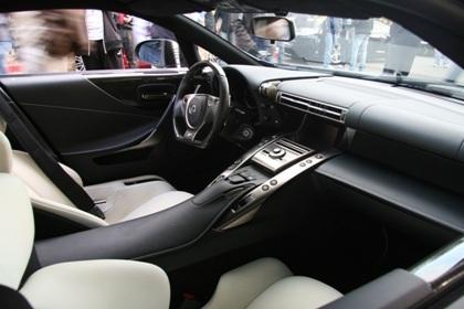 Lexus chưa bán siêu xe LF-A, chỉ cho thuê - 14