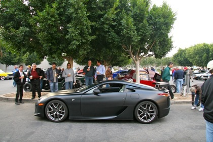 Lexus chưa bán siêu xe LF-A, chỉ cho thuê - 6