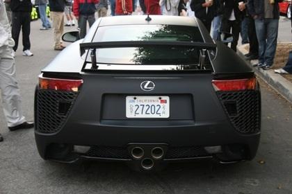 Lexus chưa bán siêu xe LF-A, chỉ cho thuê - 8