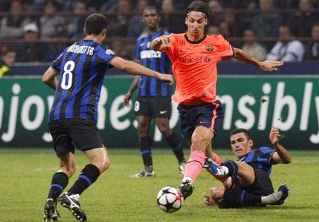 Barca - Inter: Đường cùng cho ĐKVĐ Champions League? - 2