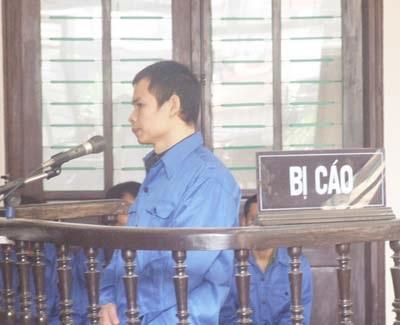 Nghệ An: Y án tử hình trùm ma tuý - 1