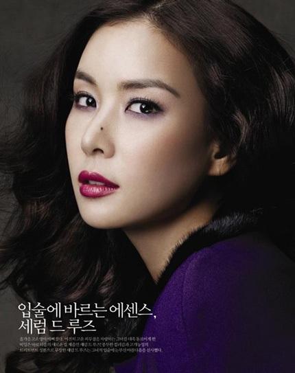 Cận cảnh người yêu xinh đẹp của tài tử Jang Dong Gun - 1