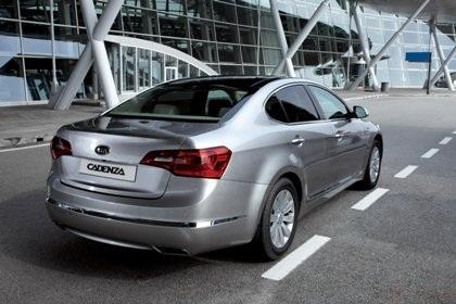 Kia Cadenza - Thêm lựa chọn sedan thể thao - 9