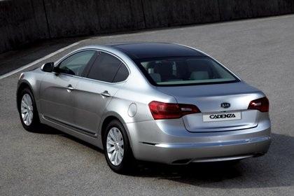 Kia Cadenza - Thêm lựa chọn sedan thể thao - 1