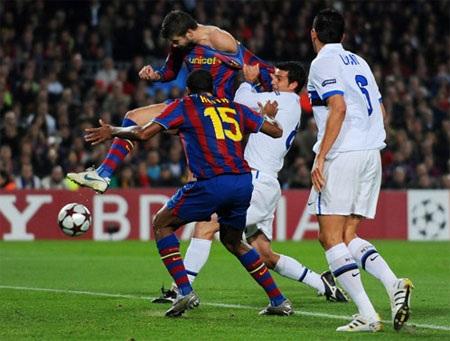 Những cung bậc cảm xúc vòng bảng Champions League đêm qua - 4